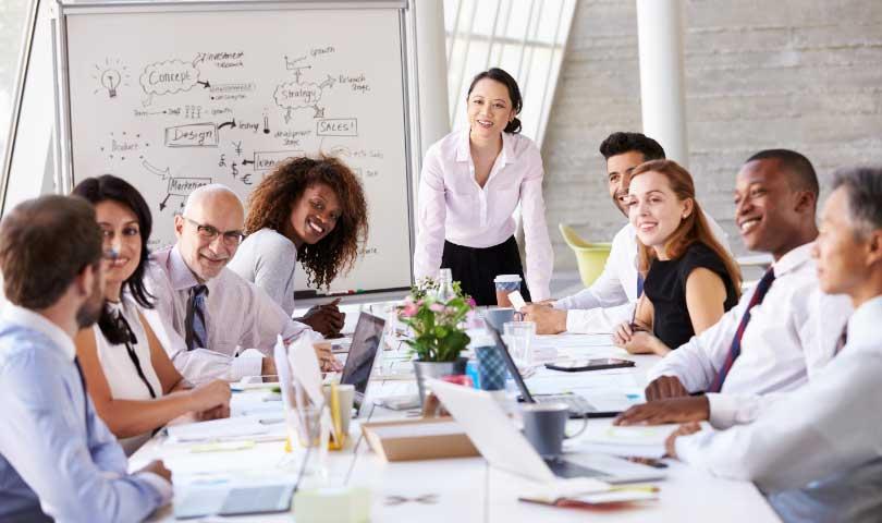 5 Tips Pedekate Dengan Rekan Kerja