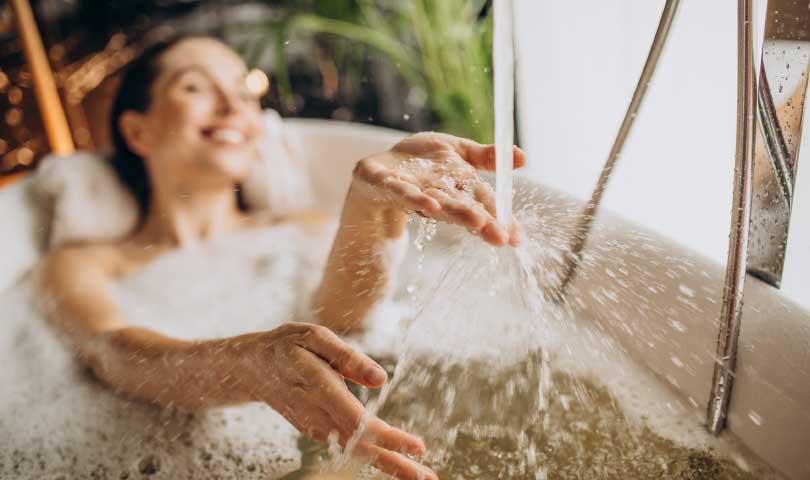 Apa Sih Manfaat Mandi Dengan Air Dingin