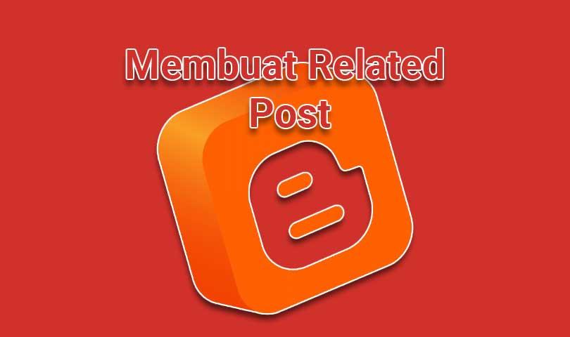 Membuat Related Post Hari Tanggal Jam Sosmed Di Atas Header