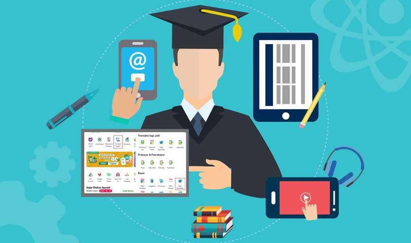 Cara Bayar Biaya Kuliah Lewat Tokopedia Universitas Pamulang UNPAM