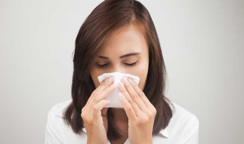 Hilang Indra Penciuman Jangan Panik! Beda Gejala Corona Dan Flu Biasa