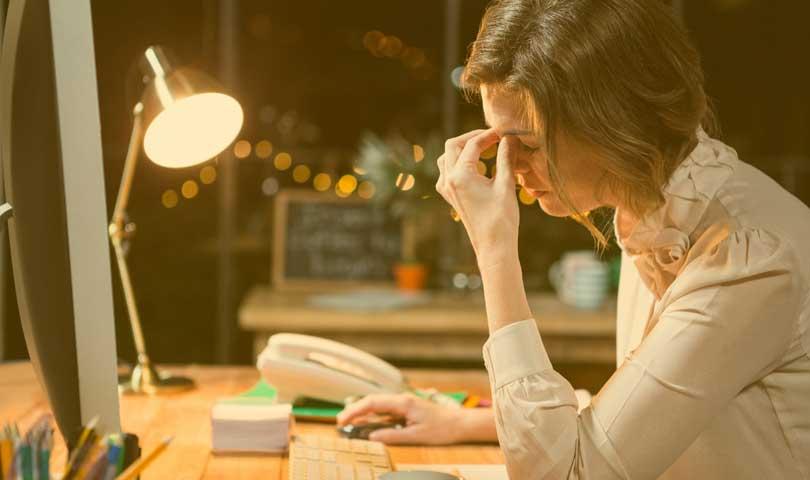 Ketika Bekerja Terlalu Berlebihan, Ini Efek Buruknya
